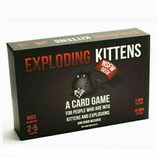 Exploding Kittens NSFW Deck Card Game - Brand New