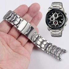 Fits Casio Edifice EF-524 Solid Stainless Steel 5051 Watch Strap Band Bracelet