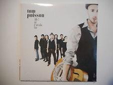 TOM POISSON : AH ! SI J'AVAIS SU ♦ CD SINGLE NEUF PORT GRATUIT ♦
