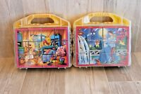 2 puzzles cubes Disney - Cendrillon et Winnie L'Ourson -> 12 puzzles en total