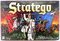Stratego Board Game 1996 Milton Bradley Battlefield War Flag Strategy Family