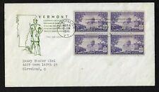 #903 3c Vermont Statehood - House of Farnam FDCB4