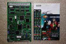 The King of Fighters 2003 Kof + Original Flyers Arcade Game Jamma PCB Japan