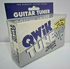 Qwik Tune Guitar Tuner Qt-1