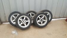 5 ford mag wheels 16x8 suit xa xb xc xd xe xf  ea ed ed au race car or road car