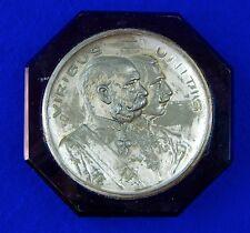 German Germany Ww1 Metal Table Medal Paperweight