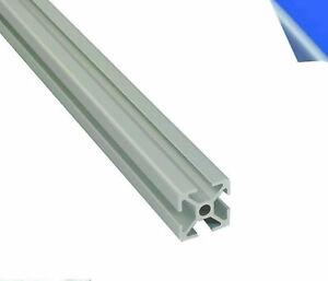 ALU Profil Aluprofil 30x30 Nut 8 Aluminium Profil AlClipTec Bosch kompatibel