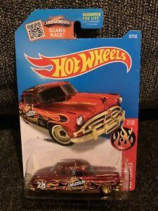 Hot Wheels '52 Hudson Hornet Super Treasure Hunt