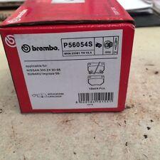 BREMBO REAR BRAKEPADS suit NISSAN SKYLINE R32,R33,R34 GTR (IMPORT) TURBO 1989-01