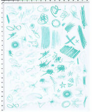 Self Adhesive Sticker Scratches Sketches for 1/10 1/12 model kits 20147G