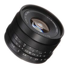 7artisans 50mm F/1.8 Prime Lens Manual Focus MF For Fujifilm Fuji X-mount X-PRO2