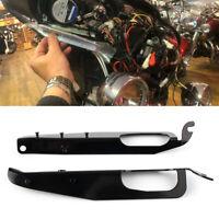 Innere Verkleidung Klammer Schwarz für Harley Touring FLHT 96-09 FLHX 06-13