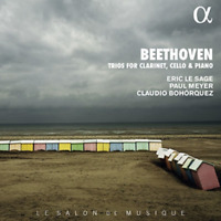 CLASSICAL V.A.-BEETHOVEN: TRIOS FOR CLARINET. CELLO & PIANO-JAPAN CD G22