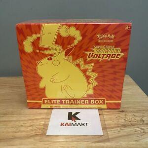 Pokemon TCG Vivid Voltage Elite Trainer Box ✅FACTORY SEALED✅ (QTY DISCOUNT)