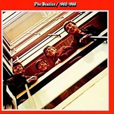 The Beatles - 1962-1966 (Red Album) - 2xCD - Fatbox /Lennon/McCartney/Wings/Hits