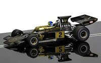 SCALEXTRIC 1:32 C3703A LEGENDS LOTUS 72 No.2 JPS LIMITED EDITION SLOT CAR *NEW*