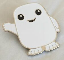 ADIPOSE - Large Enamel Pin from the Doctor Who TV Series starring David Tennant