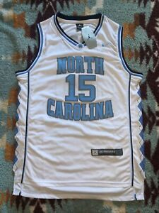 New Nike North Carolina Vince Carter #15 Jersey Large