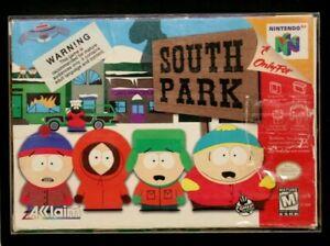 South Park - Complete CIB (Nintendo 64, 1998)