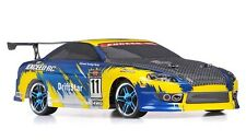 1/10 2.4Ghz Exceed RC Drift Star RTR Electric Car Yellow SC Version 430 FAST New