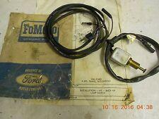 4sp backup light switch kit, 1965/66 Galaxie 500 XL, 7 Litre NOS