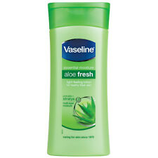 2 x Vaseline Intensive Care Aloe Body Lotion 200ml