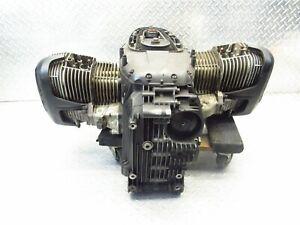 2002 02-06 BMW R1150RT R1150 RT Engine Crankcase Motor Warranty Video OEM