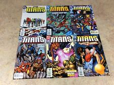 TITANS #13,14,15,16,17,18  LOT OF 6 NM COMIC 2000 DC