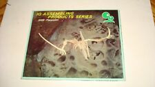 Iq Assembling Products Series D306 Pteranodon Mysterious Dinosaur Unused 1986