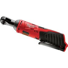 "Brand New Milwaukee 2456-20 M12 12V 12 Volt Li-ion 1/4"" Cordless Ratchet"