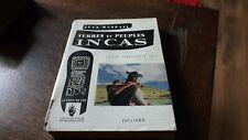 Jean Raspail pour Terres et peuples Incas