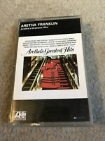 Aretha Franklin.. Aretha's Greatest Hits..  Cassette Tape