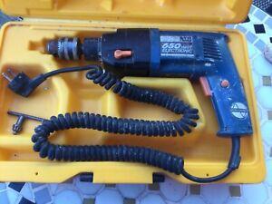 AEG Schlagbohrmaschine 2-Gang, elektronische Drehzahlregelung, Typ SB2E-651