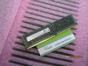 Hynix 64GB 4Rx4 PC4-2133 DDR4 ECC LRDIMM works for 46W0841 726724-B21 A8711890