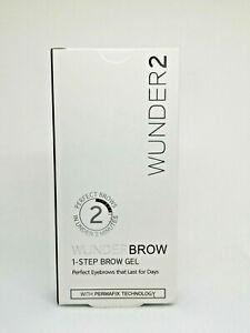 Wunderbrow Wunder2 Eyebrow Gel 1 Step 2 Min Brows VARIOUS COLOURS