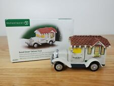 Dept 56 Christmas In The City Russell Stover Delivery Truck #58972 w/Box