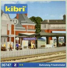 "Kibri 36747 ( 6747 ) Z - Bahnsteig "" Friedrichstal "" NEU & OvP"