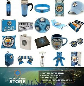 Manchester City Man City FC Official Merchandise Birthday Christmas Gift Ideas