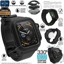 Catalyst Waterproof Case for Apple Watch Series 4 40mm - Stealth Black