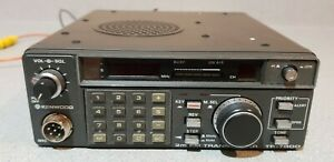 Kenwood TR-7800 2-Meter Ham Radio Transceiver w/ Power Cable - Tested/Works