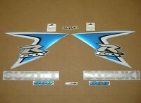 GSX-R 600 2008 complete decals sticker graphics kit set transfers наклейки k8 08