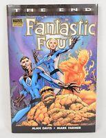 Fantastic Four The End Premiere HC Marvel 2007 NM 1 2 3 4 5 6