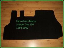 Fußmatte Schmutzfangmatte Fiat Ducato Typ 230 Bus Kasten Pritsche 1994-2002