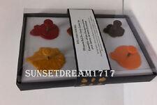 Williams Sonoma Fall Ultimate Piecrust Cutters Acorn, Apple, Pumpkin & Leaf