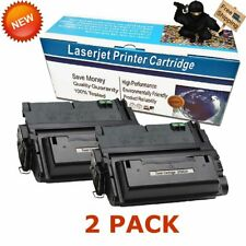 2 Pack Compatible Q5942A 42A Toner For HP LaserJet 4200 4240 4250 4300 4345 4350
