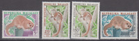 PP119 - REP OF MALAGASY MADAGASCAR STAMPS 1973 WILD ANIMALS FAUNA  LEMUR MNH