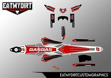 FOR GASGAS TXT PRO 2014-2016 CUSTOM GRAPHICS KIT TRIALS DECALS STICKERS