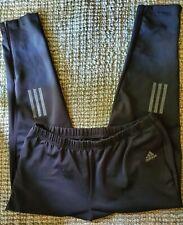 Men's Adidas Climacool Track Running Soccer Slim Jogger Pants Size XL Black #233