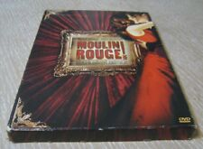 MOULIN ROUGE MOVIE THX DVD VIDEO MOVIE 2 DISC SET NICOLE KIDMAN  & EWAN McGREGOR