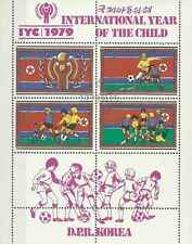 Timbres Sports Football Corée o lot 2882